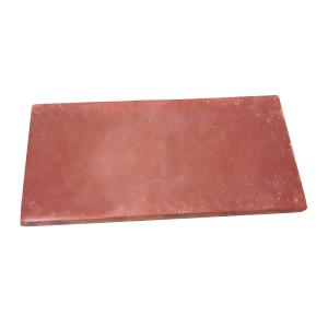 Natural Vermelho 2x11,5x24cm 0,9 kg - 32 peças m²